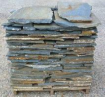 Llose bleue dallage pierre naturelle elne perpignan