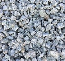 gravier décoratif granit gris cailloux allée jardin maison moderne comptemporaine vrac big bag kilos