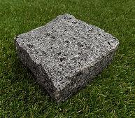 pavé granit blanc  pierre à muret