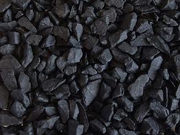 graviers noir