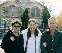 Bev Magennis, Erin Magennis & Kyle Ray