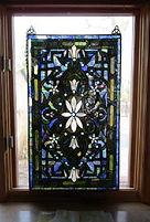 Blue Victorian restoration