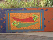 Mosaic Chilies