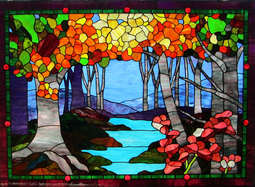 Abq Art Glass Mosaic And Stained Glass Design Studio