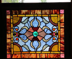 stained glass repair