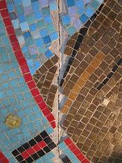 Genoveva Chavez Community Center mosaic restoration