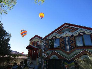 The Tile House, Albuquerque, New Mexico