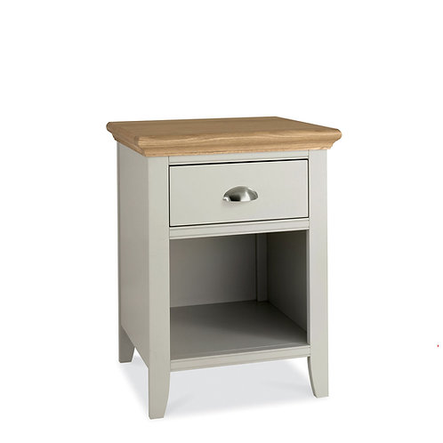 Hampstead 1 Drawer bedside