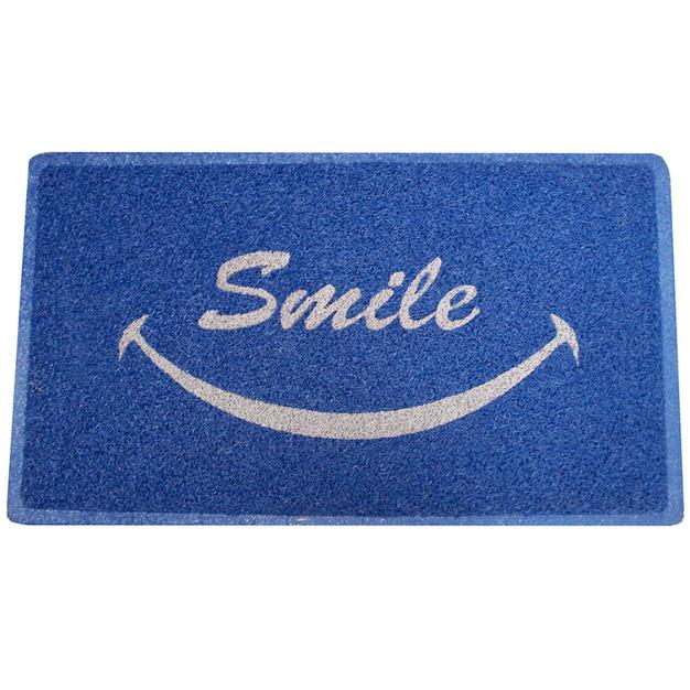 2'x3' Blue Smile Mat