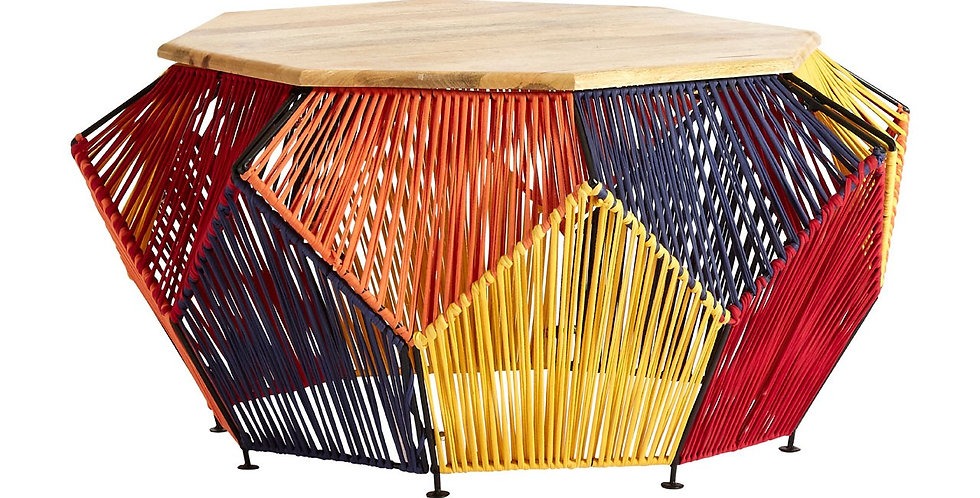 Fusion Multicoloured Coffee Table