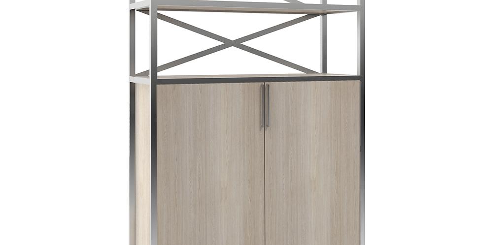 Storage Unit with Doors - Type 2