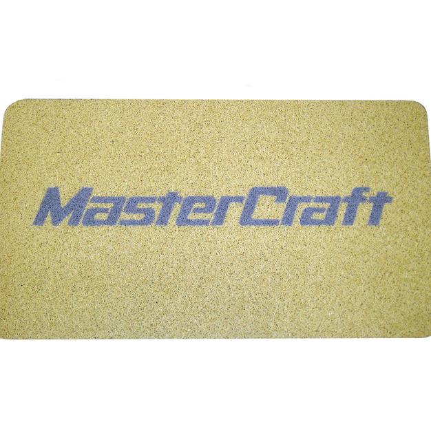 Master Craft Logo Mat
