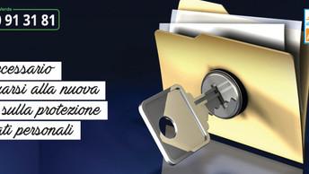 Legge sulla protezione dei dati personali: molte le aziende che devono adeguarsi