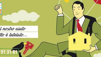 Sei proprietario o inquilino di una casa in affitto?  Potresti avere bisogno di noi!