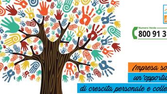 L'impresa sociale: un'opportunità di crescita personale e collettiva