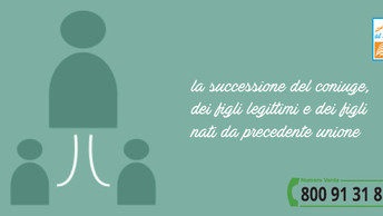 La successione ereditaria: i diritti del coniuge superstite e dei figli