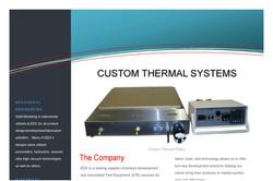 Custom Thermal System Brochure