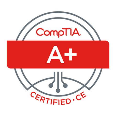 CompTIA A+ Core 1 (220-1001) Standard