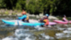 Kayakers stuck on the upper Ngaruroro river