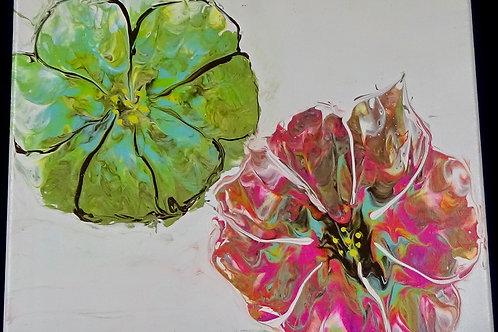 Kaleidoscope Flowes