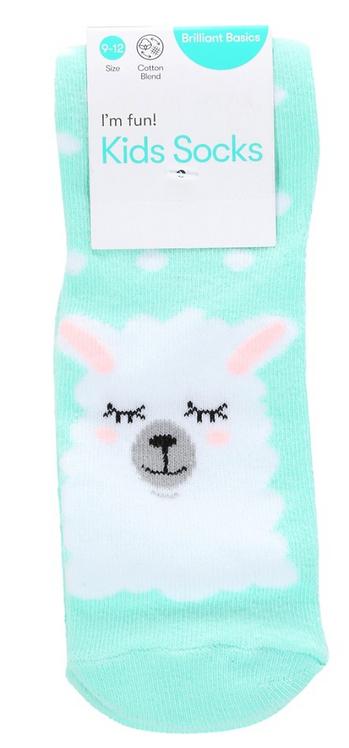 Girl's Socks- Lambs