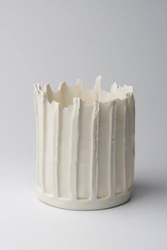 Stripe vessel