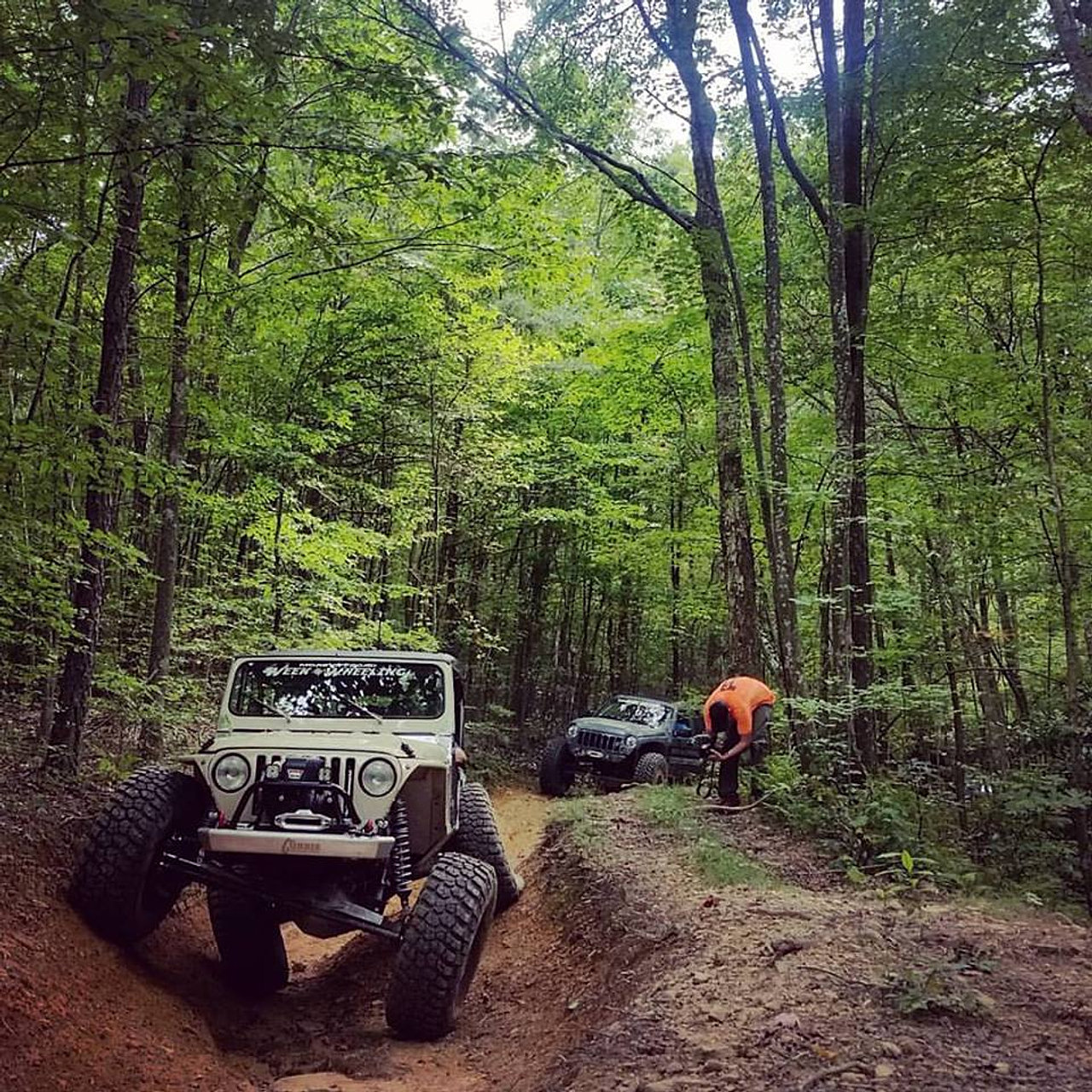 Moab Offroad Jeep,Truck, 4wd Parts, Service, And Repair