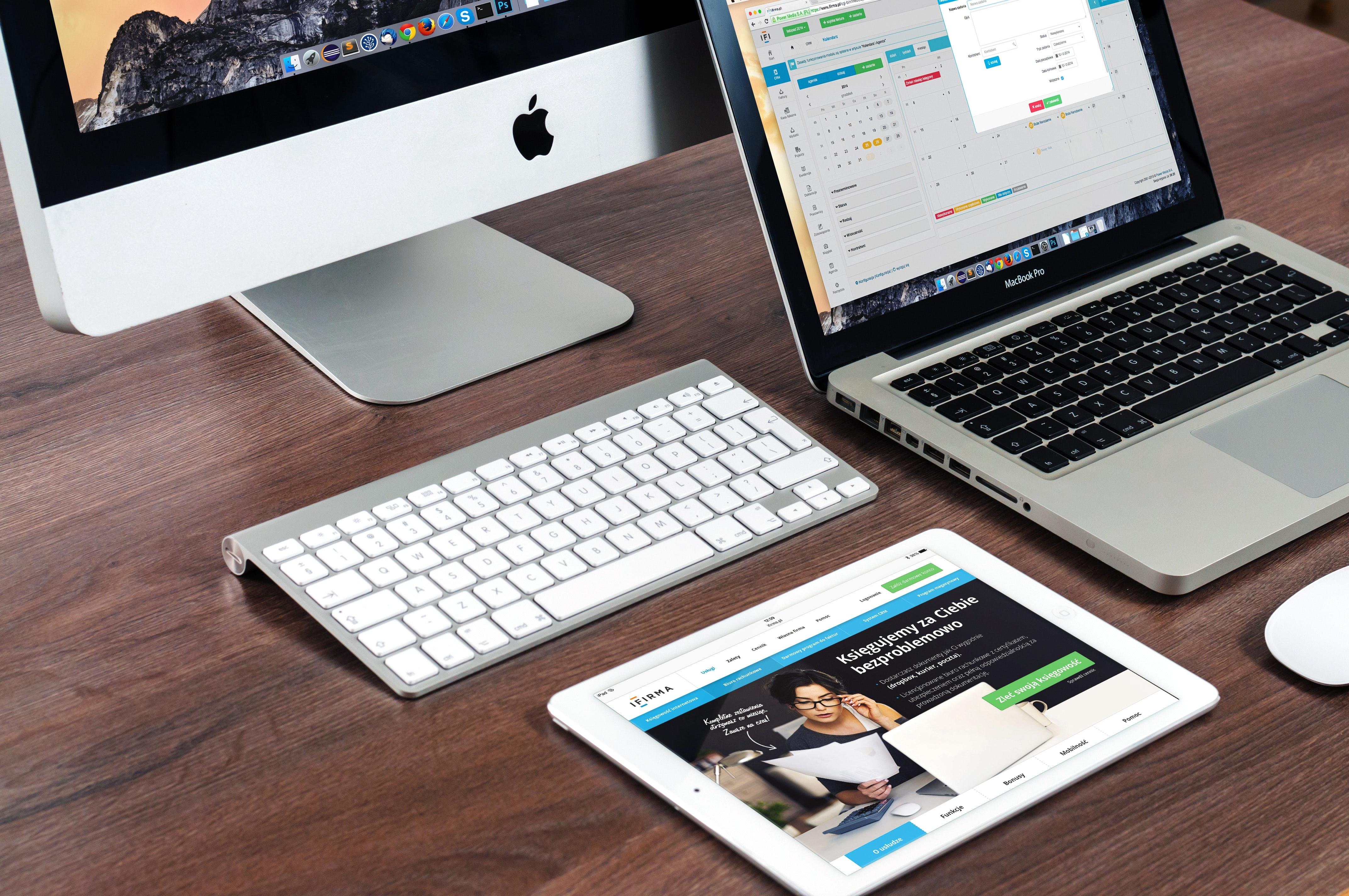 MacBook & iMac Reparatur