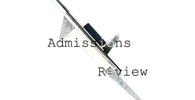 Admission Reviews