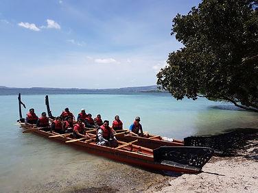 Waka Paddle Rotorua Maori Culture