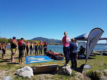 Waka Paddle Rotorua