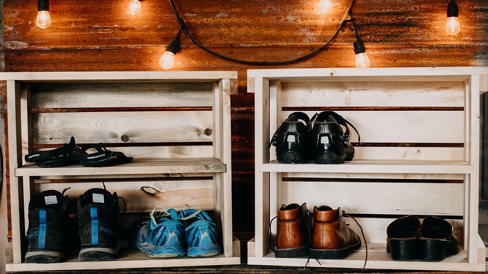 Ophelia Mud Room Crate