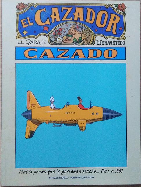 cubierta Cazador_El Garaje Hermetico_Moe