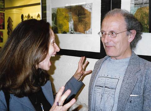 Jean Giraud-Moebius y Isabelle Giraud_Ba
