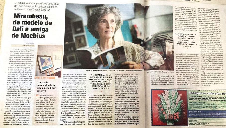 2017_diario Canarias_entrevista Dominiqu