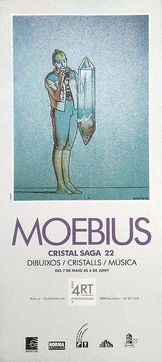 Cartel Vintage Expo en Barcelona 1992- Galería 4RT