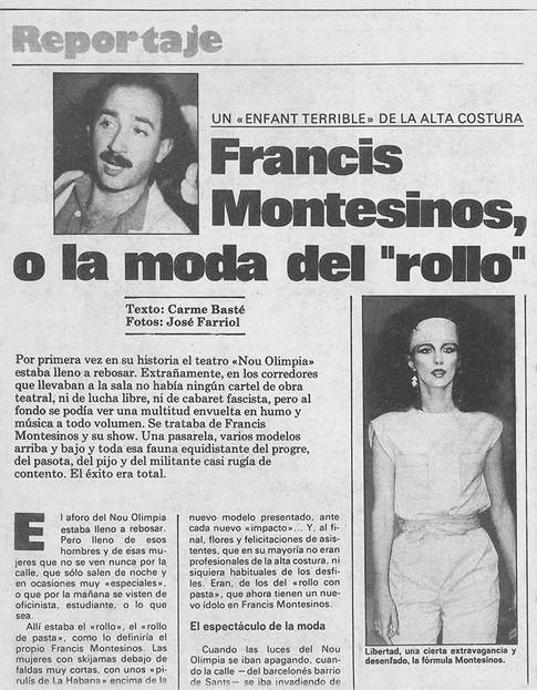 Francis Montesinos _La Vanguardia_modelo