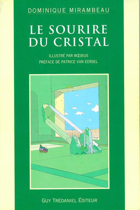 Livre Le sourire du cristal-Cristal Saga