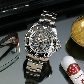 SMS1011S Steel - Limited 175 pcs