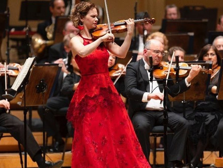 How A World-Renowned Violinist Inspired Me More Than Any Writer EverHas