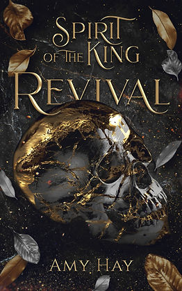 spirit of the king revival amy hay writer