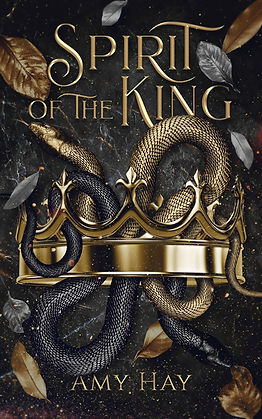 Spirit of the King Amy Hay writer