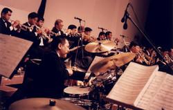 與爵士大樂團bigband