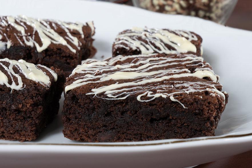 Brownie de Respostería María Inés
