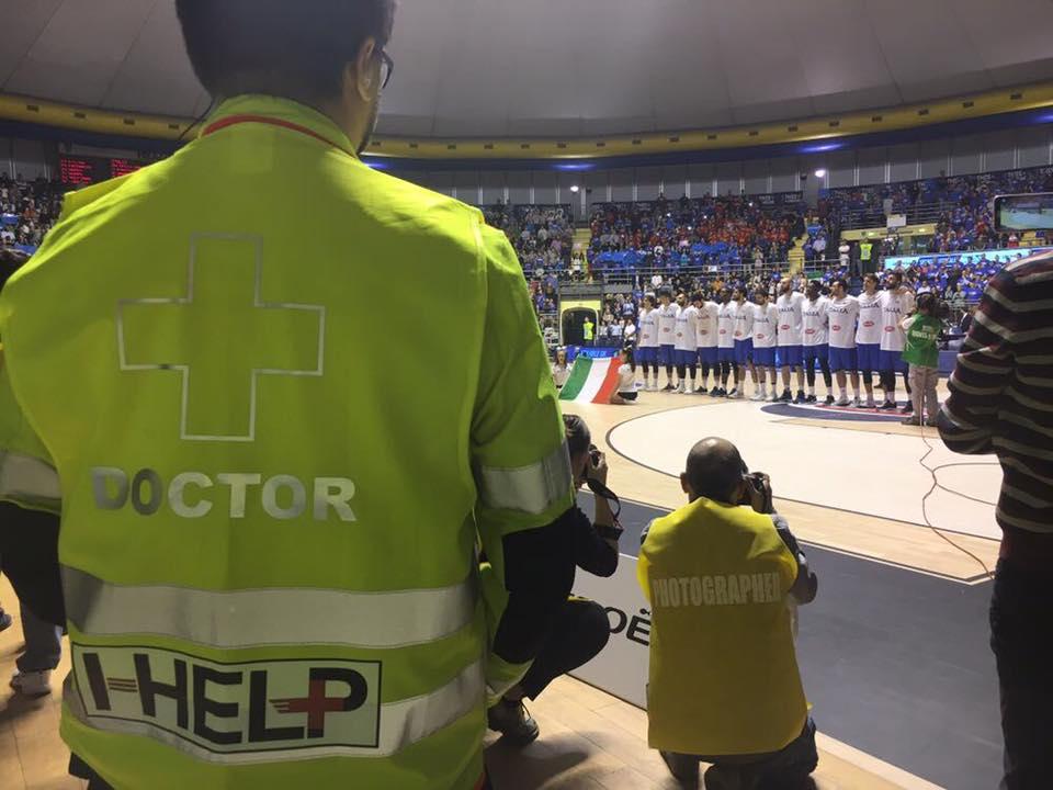 I-HELP | FIBA Basketball