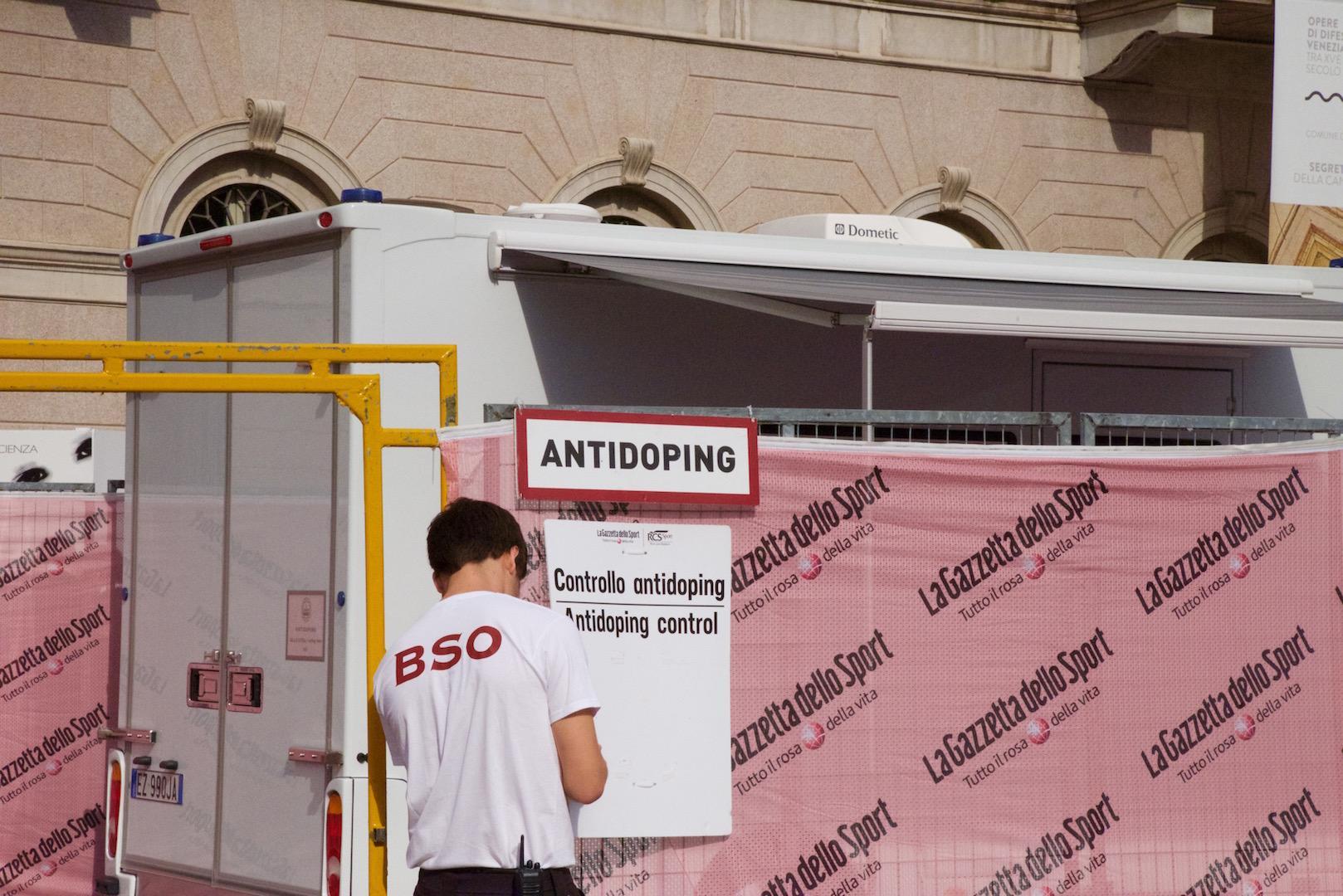 I-HELP | Antidoping