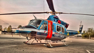 Helicopter Medical Emergency Service Course