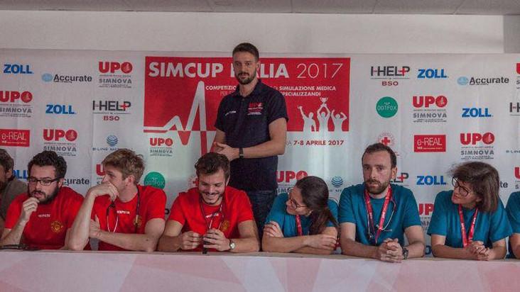Formazione con I-HELP: SIMCUP @Università del Piemonte Orientale
