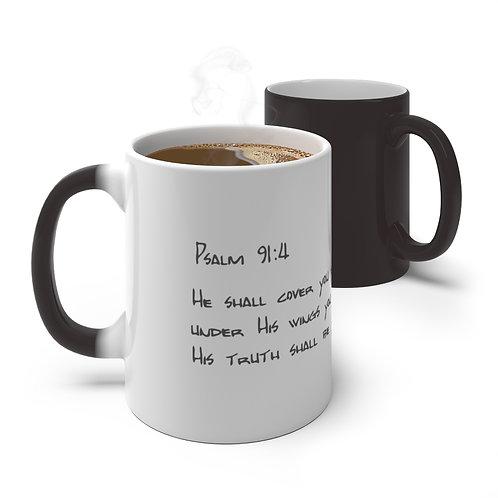 Customizable Color Changing Mug