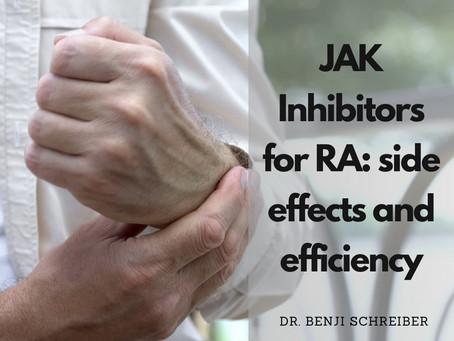 The JAK inhibitors in Rheumatoid Arthritis